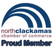 North Clackamas Chamber of Commerce Proud Member