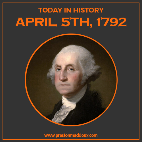 April 5th, Today In History