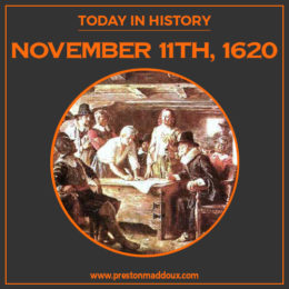 Today In History | November 11th, 1620